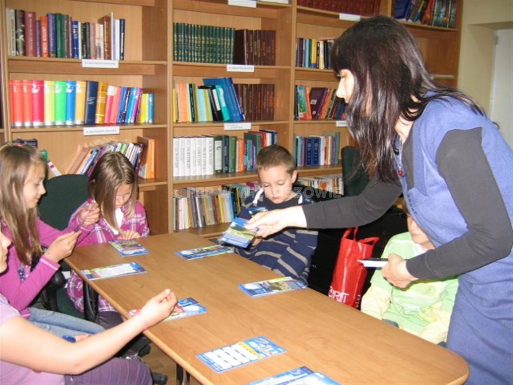 III d w bibliotece