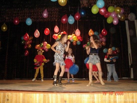 80. urodziny Kubusia Puchatka w G.B.P. w Łubnicach