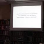 Szkolenie bibliotekarzy