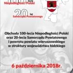 Uroczyste Obchody 100-lecia Niepodległości Polski